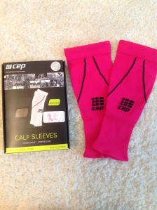 My new calf sleeves-love them! Mine are cep brand.