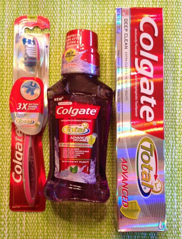 Colgate for a Healthy Mouth!